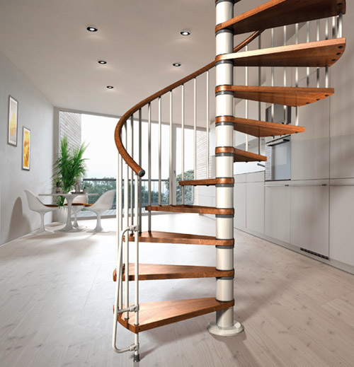 Nova Spiral Staircase Kit The Staircase People Spiral