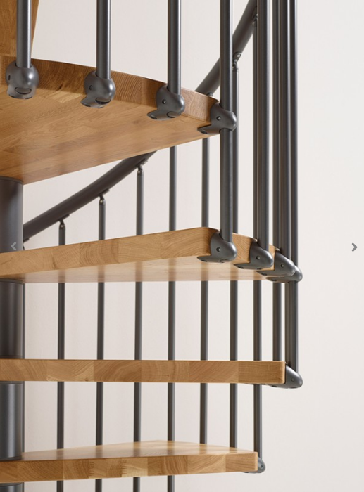 Oak70 Spiral Stair Kit The Staircase People Spiral