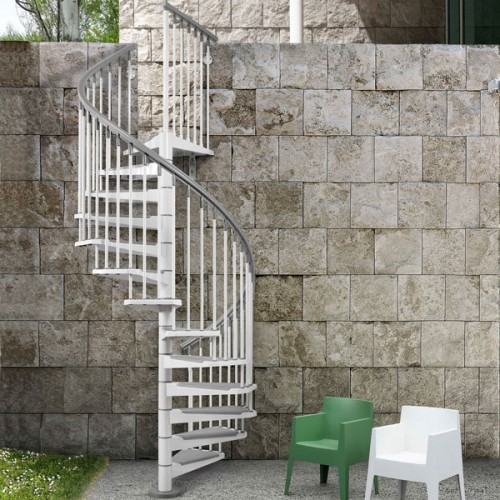 Eureka Indoor Outdoor Spiral Staircase Kit The Staircase People Spiral M