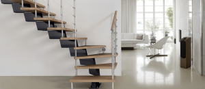 Genius040 modular staircase from The Staircase People