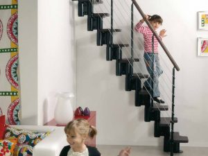 Kya Spacesaver Staircase from The Staircase People