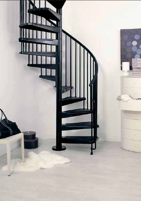 Civik Spiral Staircase from TheStaircasePeople.co.uk