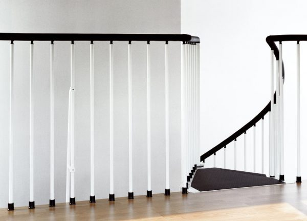 F3 Balustrade for Fontanot stairs from TheStaircasePeople.co.uk