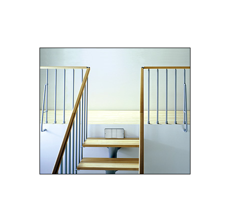 F4 Balustrade in Grey from TheStaircasePeople.co.uk