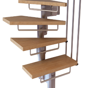Modular Stair Kit Riser Bar Set from TheStaircasePeople.co.uk