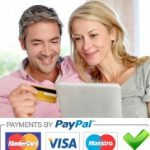 Safe & Secure Online Purchase through PayPal with TheStaircasePeople.co.uk