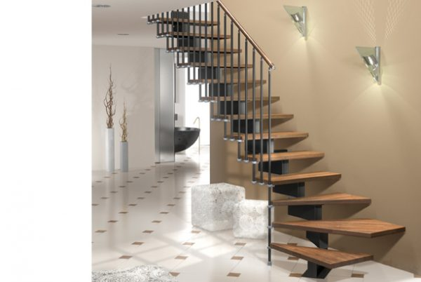 Stilo Modular Stair from TheStaircasePeople.co.uk
