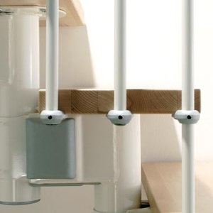 Additional Tread Kit for Kompact Modular Stair Kit from TheStaircasePeople.co.uk