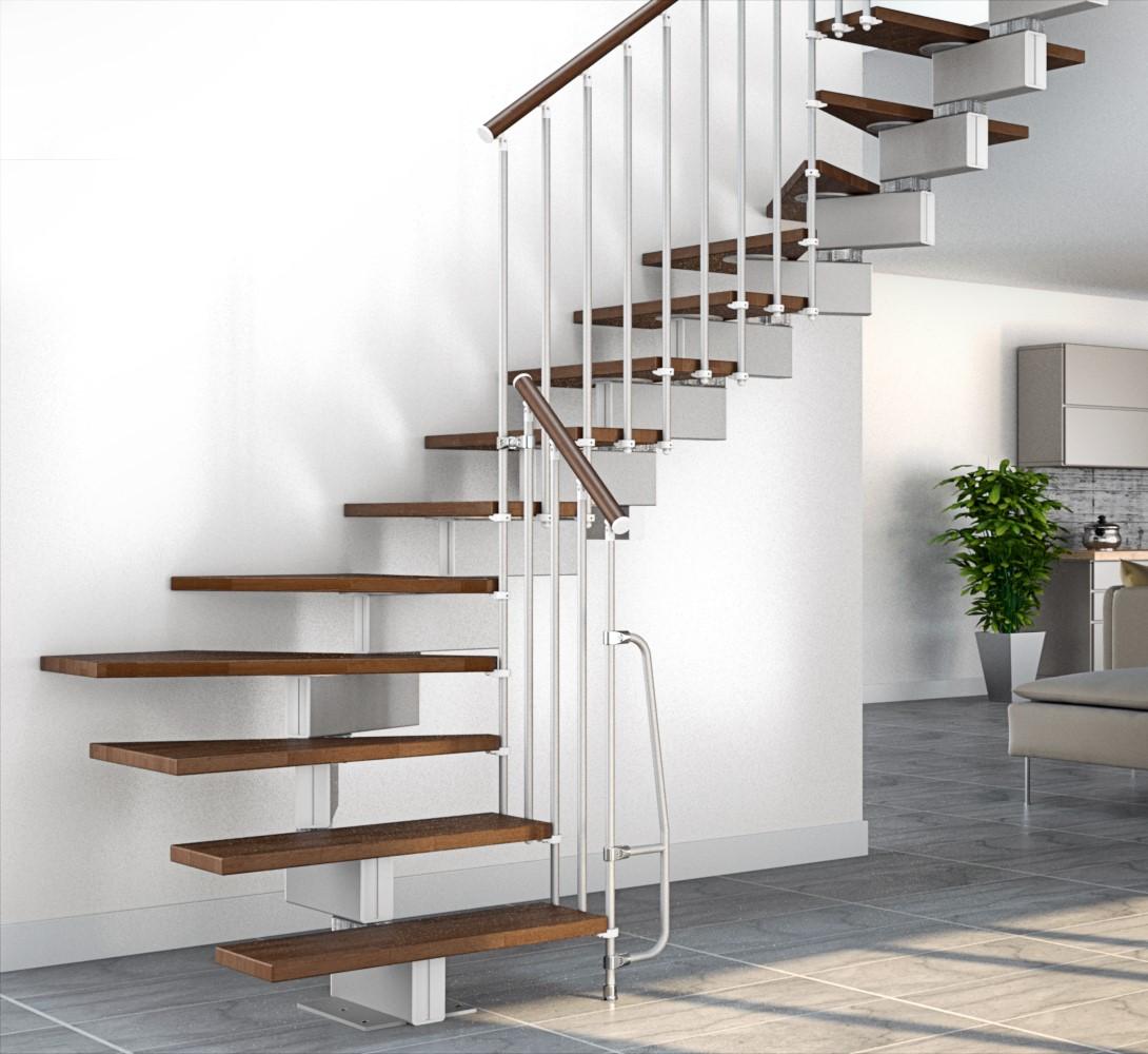 Picture of: Stilo Modular Stair Kit The Staircase People Spiral Modular Space Saving Stair Kits Uk