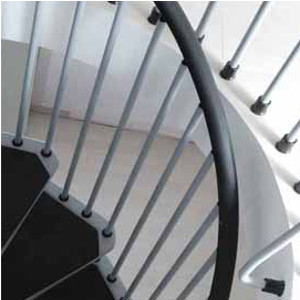 Civik Handrail by Fontanot from TheStaircasePeople.co.uk