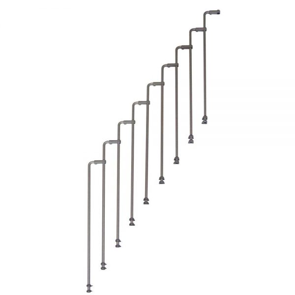 Karina Second Side Railing Kit from TheStaircasePeople.co.uk