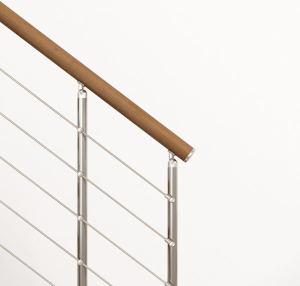 Genius RA060 Main Staircase Balustrade by Fontanot