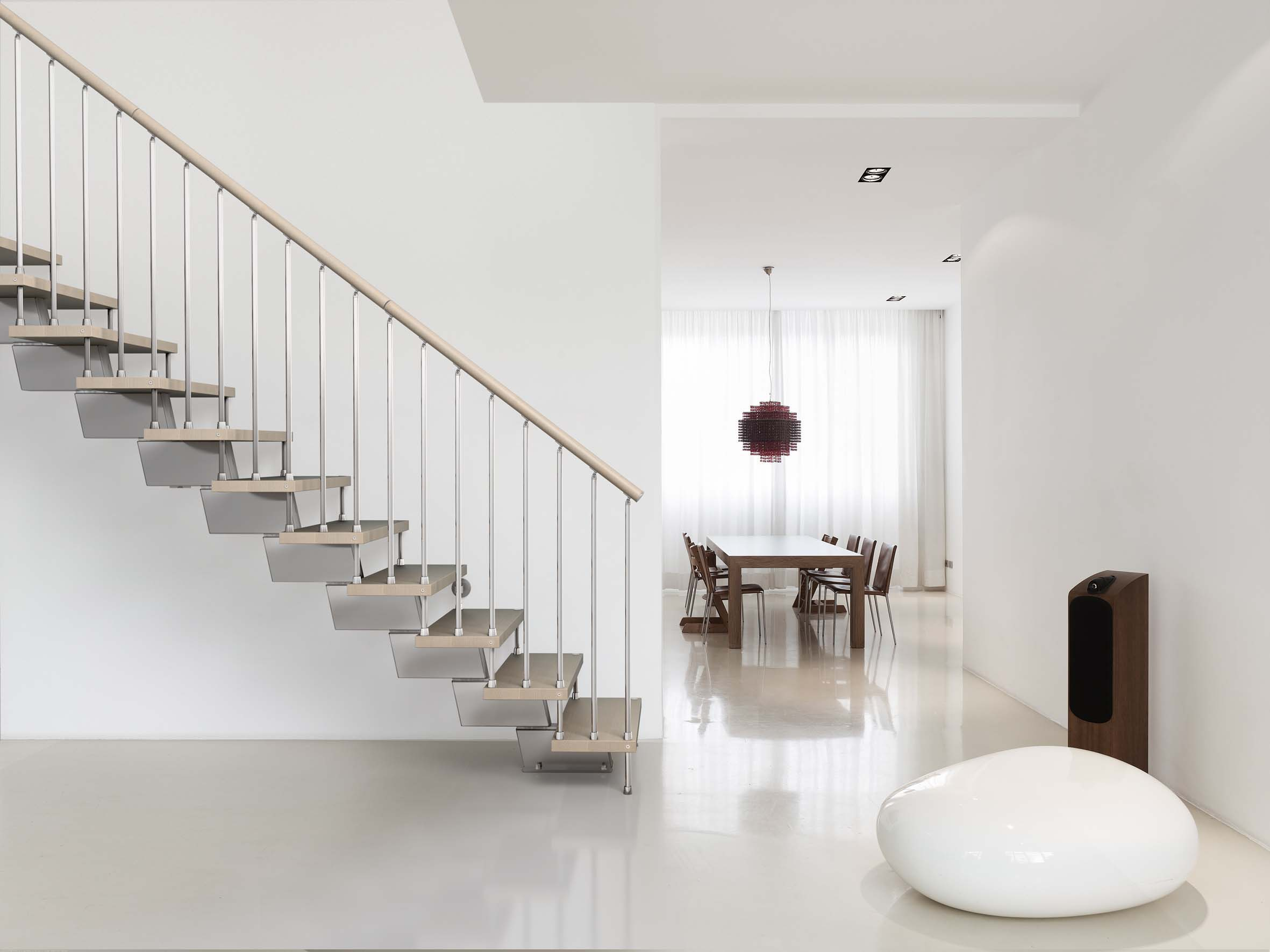 Genius RA030 Winder Staircase | The Staircase People