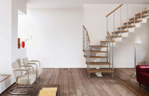 Genius RA060 Winder Staircase by Fontanot