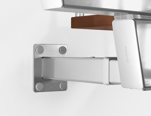 Genius RA020 Winder Staircase Wall Support Detail