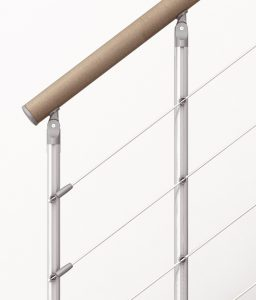 Genius 040 Balustrading from TheStaircasePeople.co.uk