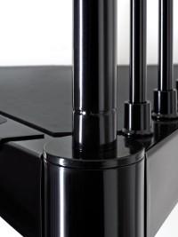 Eureka Indoor Outdoor Spiral Staircase Kit in Black4