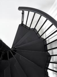 Eureka Indoor Outdoor Spiral Stair Kit in 1200mm, 1400mm and 1600mm diameters