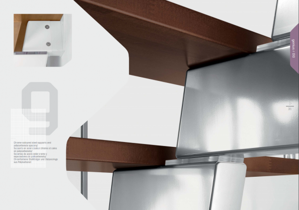 GeniusRA010 Straight Staircase Detail