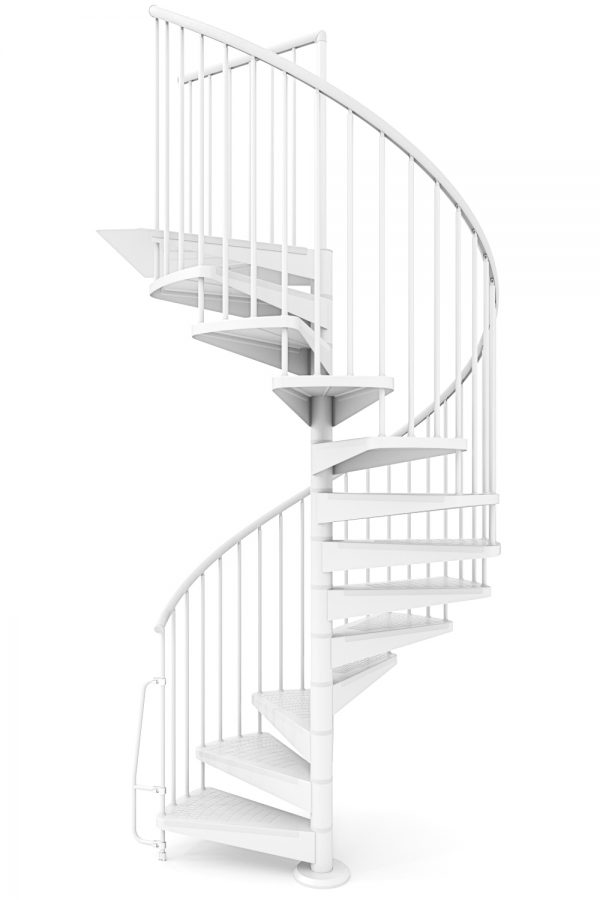 Motion Spiral Staircase option 1 by Ehleva from TheStaircasePeople.co.uk